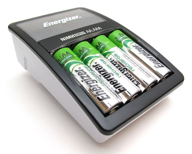 energizer nimh battery charger instructions